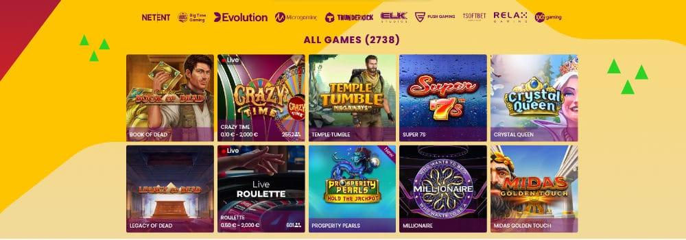 mountgold casinospil spiludenomrofus