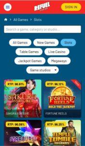 Refuel Casino Anmeldelse casinospil Spiludenomrofus.net