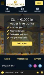 Viggoslots Casino Anmeldelse bonusser Spiludenomrofus.net