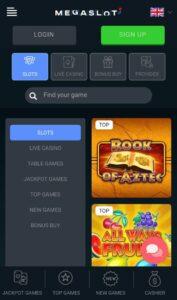 Megaslot Casino Anmeldelse casinospil Spiludenomrofus.net