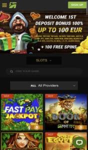 Fastpay Casino Anmeldelse bonusser Spiludenomrofus.net