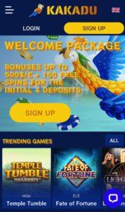 Kakadu Casino Anmeldelse bonusser Spiludenomrofus.net
